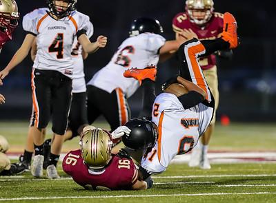 Lakeville South vs Farmington 9 -24