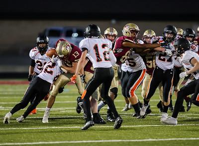 Lakeville South vs Farmington 9 -29