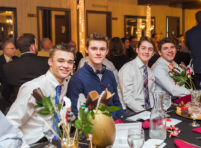 Lakeville South Varsity Football Banquet-11
