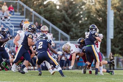 Lakeville South Varsity Football vs Totino Grace-12