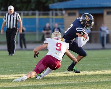 Lakeville South Varsity Football vs Totino Grace-4