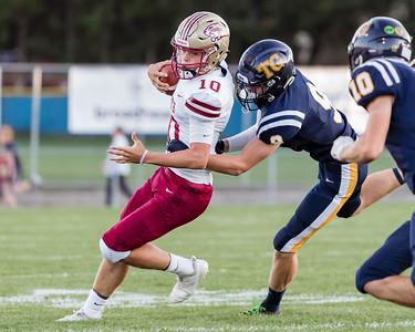 Lakeville South Varsity Football vs Totino Grace-19