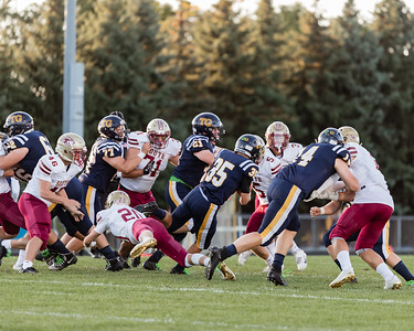 Lakeville South Varsity Football vs Totino Grace-14