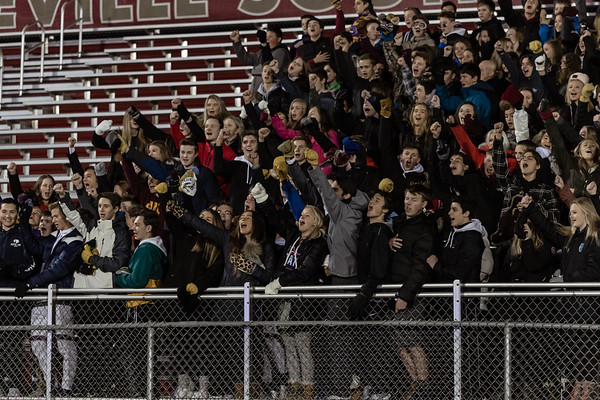 Lakeville South vs Maple Grove Section Final