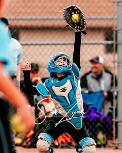 Lakeville 10U Lightning vs Farmington Frenzy-5
