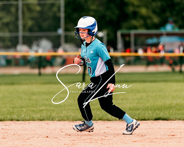Lakeville 10U Lightning vs Farmington Frenzy-21