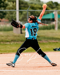 Lakeville 10U Lightning vs Farmington Frenzy-10