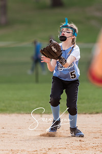 Lightning 10U vs North Polars-12