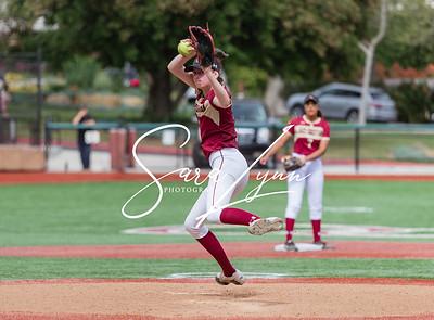 Oaks Christian vs Thousand Oaks Varisty Softball-2