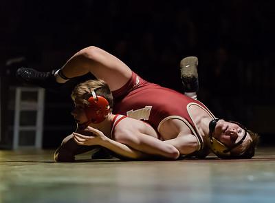 Lakeville S vs Lakeville N Wrestling-27