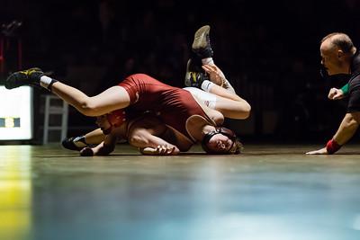 Lakeville S vs Lakeville N Wrestling-29