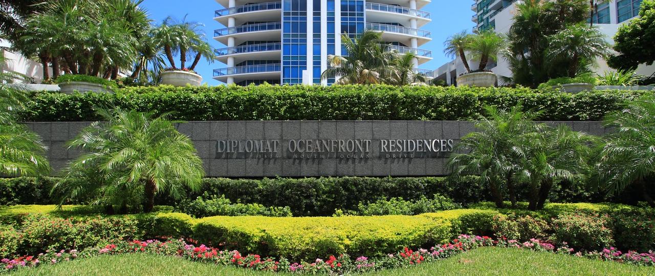 Diplomat residences