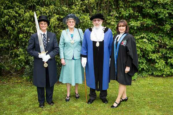Haverfordwest Town Council - Mayor Making 2013