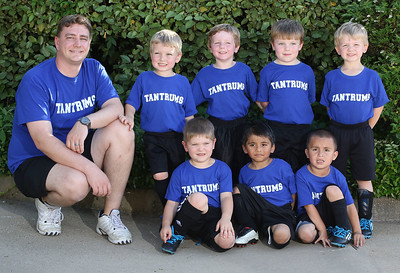Tantrums team