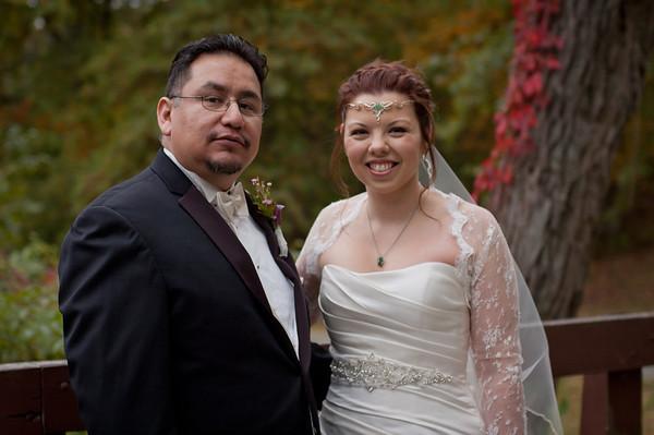 Teri And Patricio Oct 2013