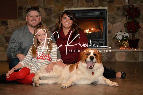 The Dudash Family - Christmas 2014