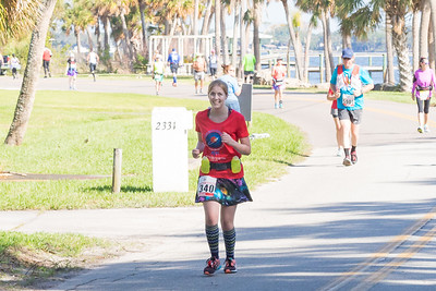 The Mars Generation at the Space Coast Marathon