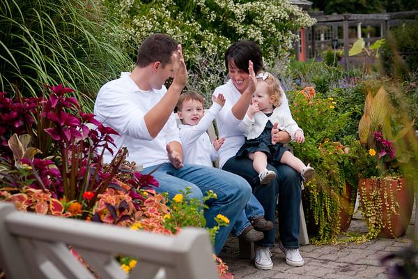 The McClurg Family - September 18, 2010