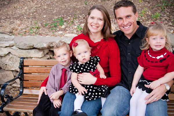 The Pitt Family - November 22, 2010