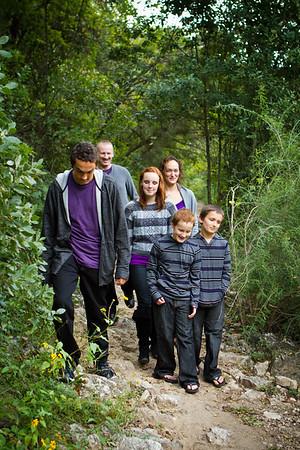 Robbins Family - October 13, 2012