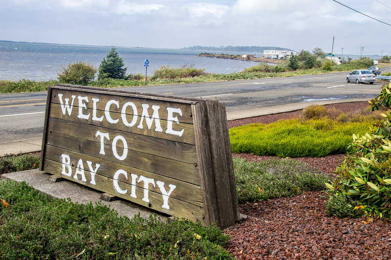 Welcome to Bay City, Oregon!