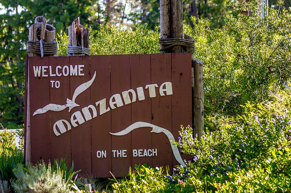 Welcome to Manzanita, Oregon!