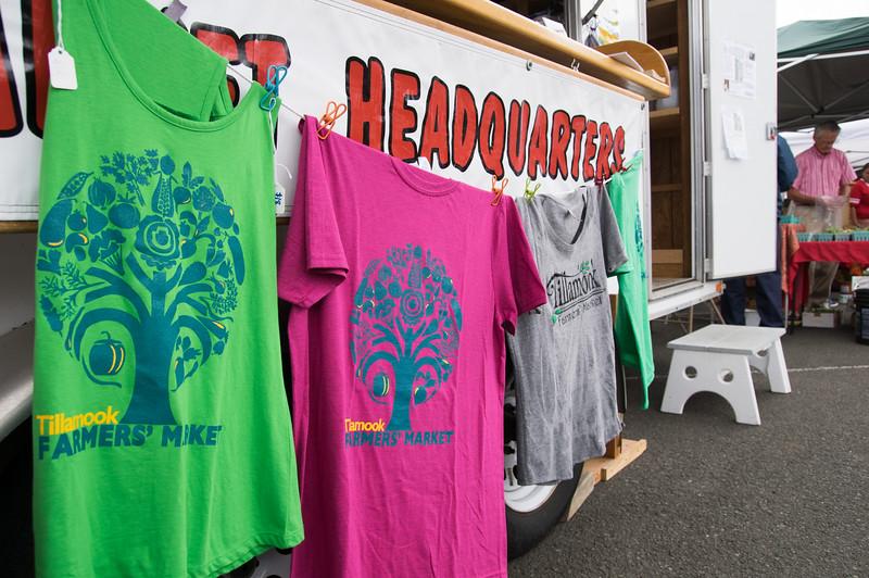 Tillamook Farmers Market, Tillamook, Oregon