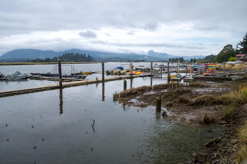 Wheeler, Oregon, and Nehalem Bay.