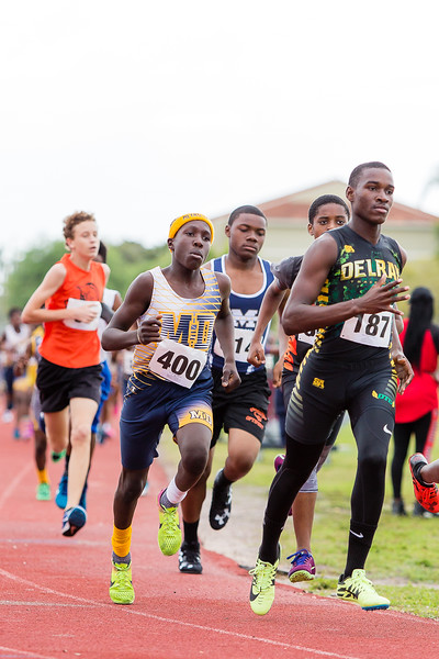 Track and Field  Spring 2019