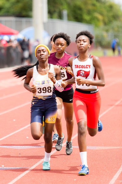 Hallandale Track Meet - March 16, 2019