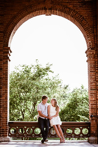 Travis & Stephanie's Engagement-0007