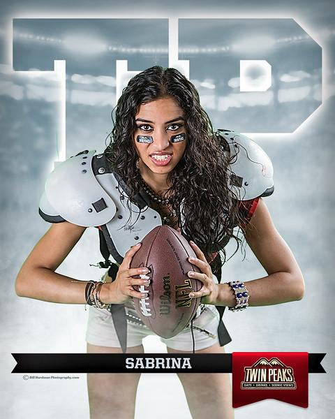 Sabrina - Football