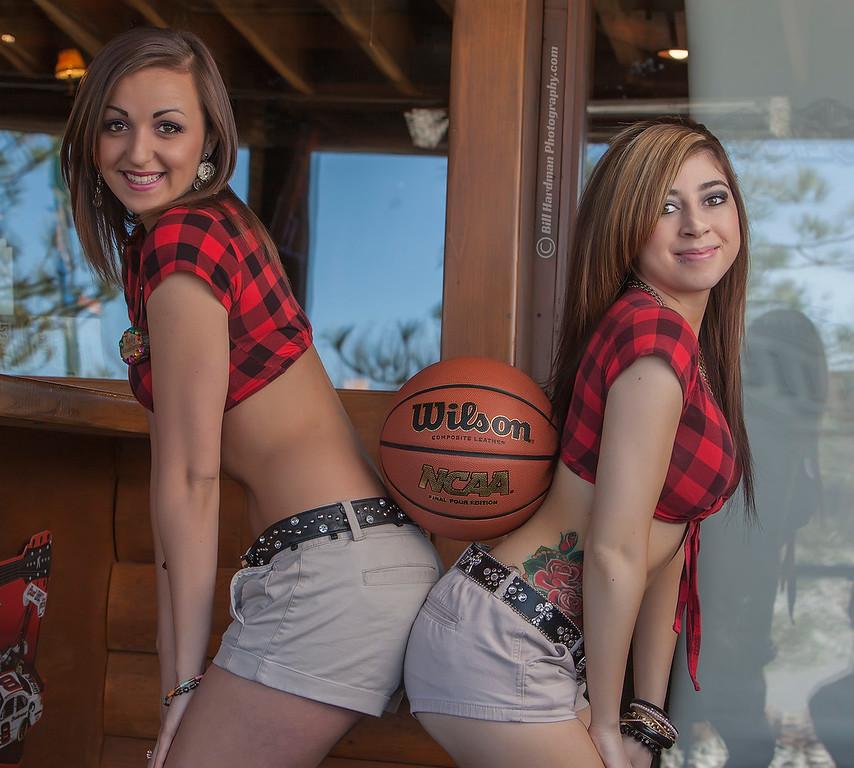 Kelly & Jolene NCAA