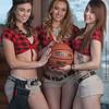 Danielle, Quyt & Megan  NCAA