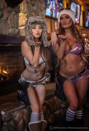 Shania & Elvia
