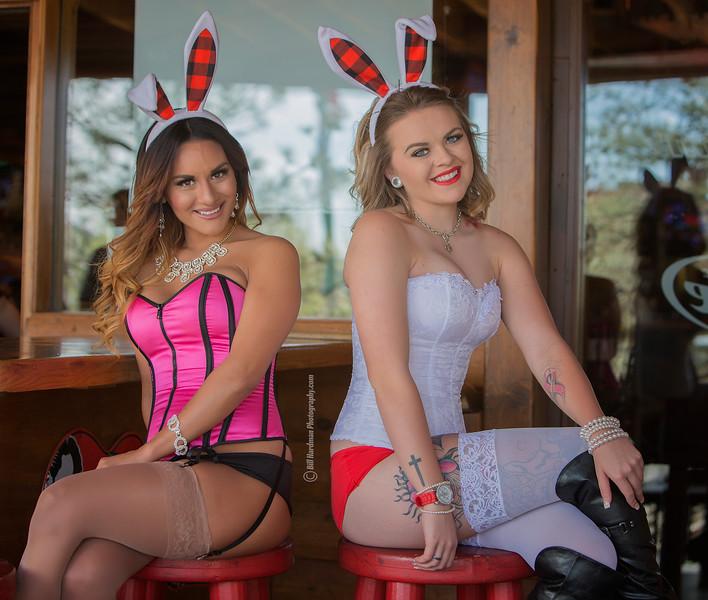 Elvia & Kylie