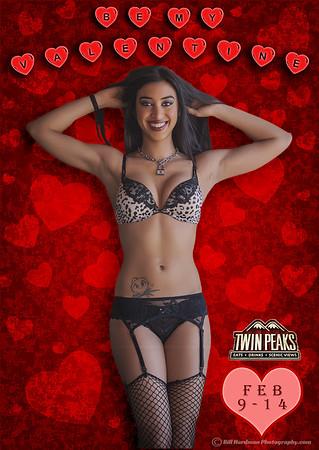Be My Valentine - Sabrina