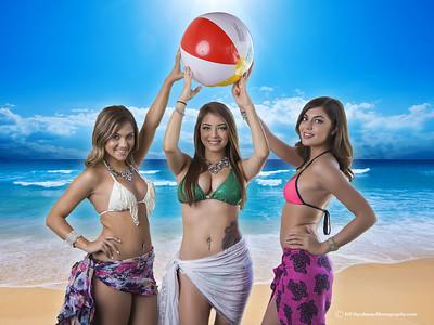 Alexis, Shannia & Sam