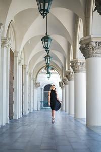 Venetian Fashion Photoshoot in Las Vegas, NV.  Model: Melody Olander  © 2016 Rebecca Flanery | Photography  www.loveandlenses.photography