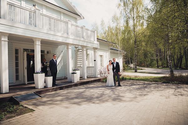 Dokumentaarinen hääkuvaus Villa Haikko-114