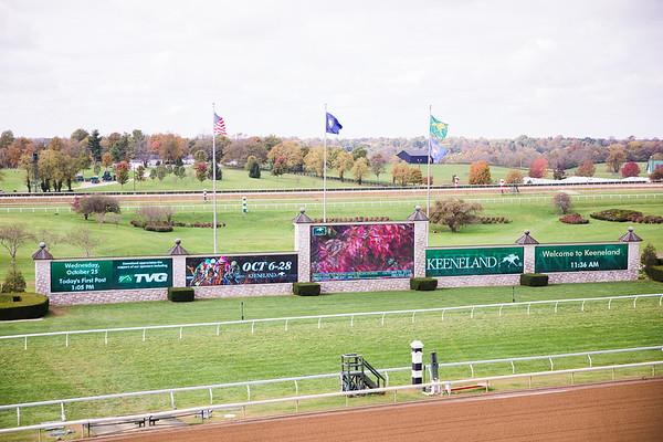 Wells Fargo   Keeneland Race Track 10.25.17