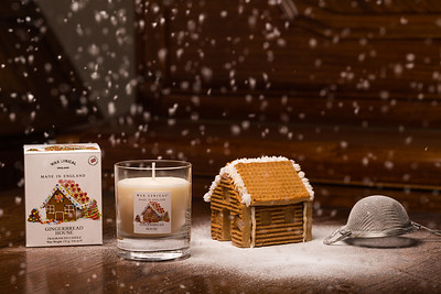 Gingerbread House-9