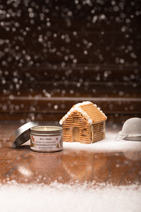 Gingerbread House-41
