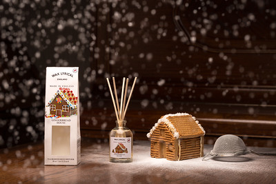 Gingerbread House-25