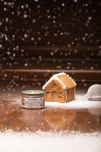 Gingerbread House-42
