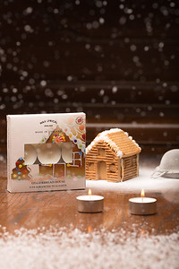 Gingerbread House-39