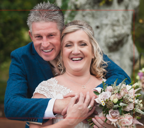 Kath and Garry - Album Proofs
