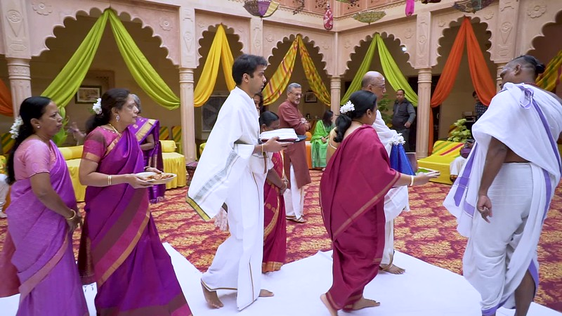Nomchin Udbhav Wedding Highlight