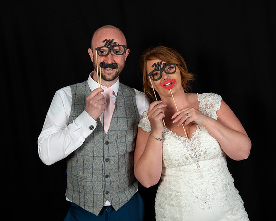 Terry and Donna - The Photo Booth