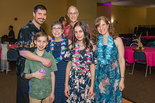 Lea's Bat Mitzvah Party
